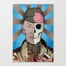 Logic Canvas Print