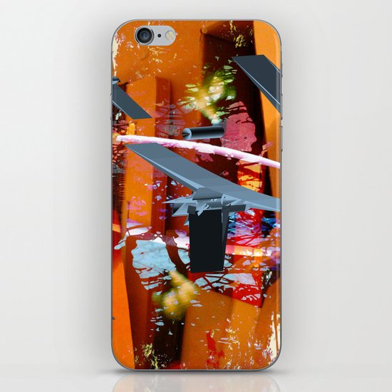 Yeci iPhone & iPod Skin