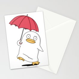 Gintama Elizabeth Mr. Raindrop Stationery Cards