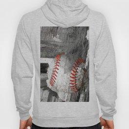 Baseball art vs 13 Hoody