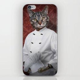 Chef Lola iPhone Skin
