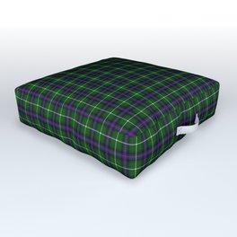 MacDonald of the Isles Tartan Plaid Outdoor Floor Cushion