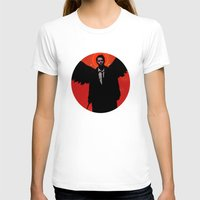 castiel T-shirts featuring Castiel by Duke Dastardly