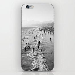 Summer Melody iPhone Skin