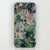 plants iPhone & iPod Skins featuring Plants by krstnhrmnsn