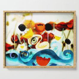 """""""Lost in Love""""  Serving Tray"""