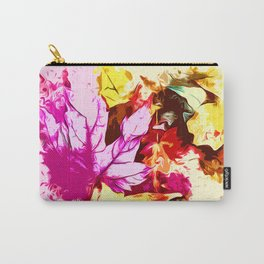 Colours in autumn Carry-All Pouch