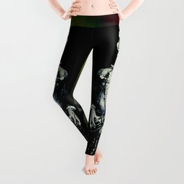 Esmerelda: Stepping Out Of The Nightmare Realm Leggings