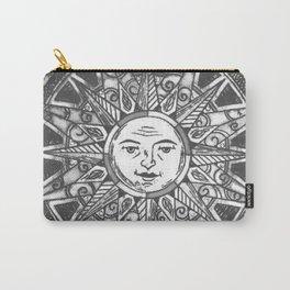 B&W Moon & Sun Carry-All Pouch