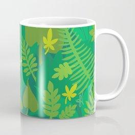 Leafy Greens Coffee Mug