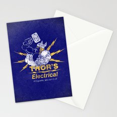 Thor - Thor's Electrical Stationery Cards