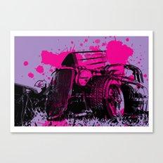 HotRod Canvas Print