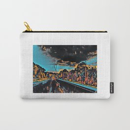 Rain Drops East Tennessee Carry-All Pouch