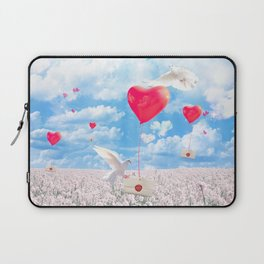 Nameless Romance Laptop Sleeve