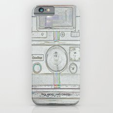 Shake It Like A Polaroid Picture Redux iPhone 6s Slim Case