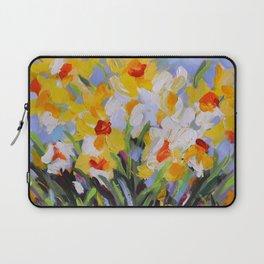 Daffodil Tangle Laptop Sleeve