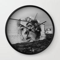 atlanta Wall Clocks featuring Atlanta by MartiGrasz