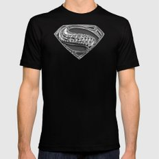 Super Hope sign Aztec pattern iPhone 4 4s 5 5c 6, pillow case, mugs and tshirt MEDIUM Black Mens Fitted Tee