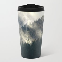 Foggy Hills Travel Mug