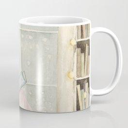 The Book Lover Coffee Mug