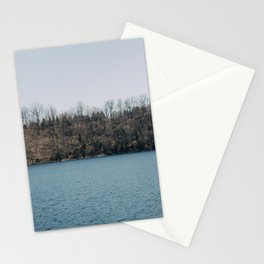 green lakes Stationery Cards