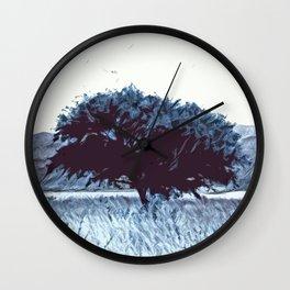 Arbol Wall Clock