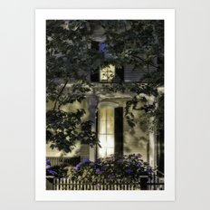 Languor Art Print