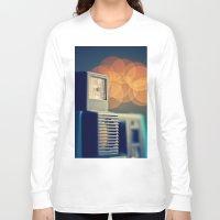 the flash Long Sleeve T-shirts featuring Flash by Jon Damaschke