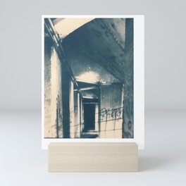 silo city Mini Art Print