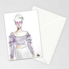 Sheer Imagination Stationery Cards