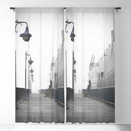 Foggy Dock Blackout Curtain