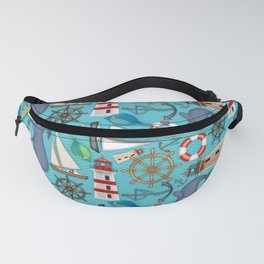 Nautical Goodies Fanny Pack