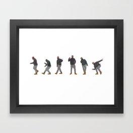 HOTLINE BLING BLING Framed Art Print