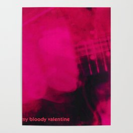 My Bloody Valentine - Loveless Poster