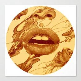 Sepia Canvas Print
