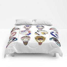 12 Masks Comforters