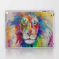 Rainbow lion  Laptop & iPad Skin
