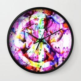 GANESH PEACE Wall Clock