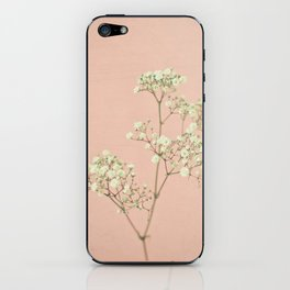 Baby's Breath iPhone Skin