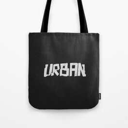 Urban Marker Tote Bag