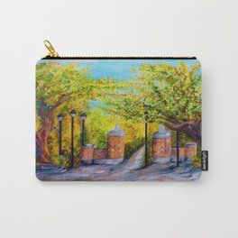 Toomer's Corner Oaks Carry-All Pouch