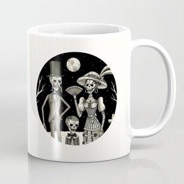 Family Portrait of the Passed Coffee Mug