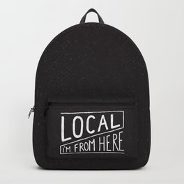 Local Backpack