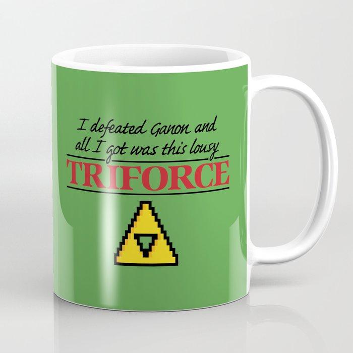 Lousy Triforce Coffee Mug