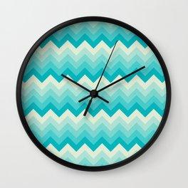 Colors Of Summer 3 Wall Clock