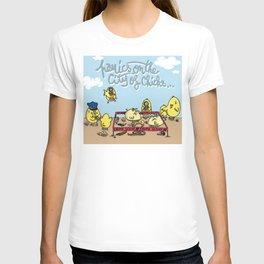 crime T-shirt