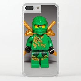 Ninjago Clear iPhone Case