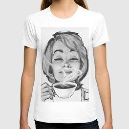 Savour each sip T-shirt