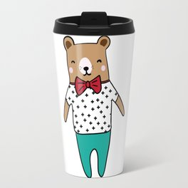 Cute little bear Travel Mug