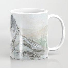 Mountains Beyond Mountains Coffee Mug